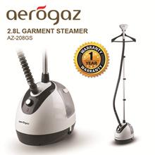 Aerogaz 1.2L Garment Steamer (AZ-206GS) / Aerogaz 2.8L Garment Steamer (AZ-208GS)