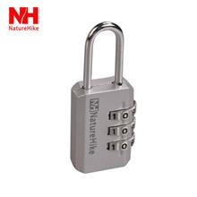 Naturehike Travel Bag Lock NH15A002-Q / Bag Lock / Numeric Lock / Dial lock / Outdoor / Camping