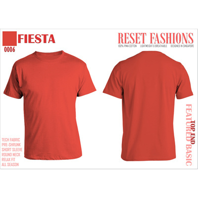 061b75121 Qoo10 - Pima Basic T-Shirt : Sportswear