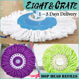 🇸🇬 [Mop accessories] 🇸🇬 Magic Mop head refill (universal size)