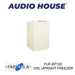 FARFALLA FUF-EP120 120/85L UPRIGHT FREEZER C/W 4 DRAWERS F/BACK ***1YEAR FARFALLA WARRANTY***