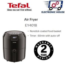 ★ Tefal EY4018 Easy Fry Precision Oil Less Fryer 4.2L ★ (2 Years Warranty)