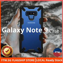 Samsung Galaxy Note 9 Full Protection Case 🌟 Japan Asahi 9H Tempered Glass 🌟 FREE Fast Delivery