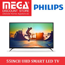 PHILIPS 55PUT6002 55INCH UHD SMART LED TV / LOCAL WARRANTY