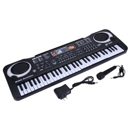 Children 61 Keys Electronic Keyboard  Electric Piano Digital Music Toy