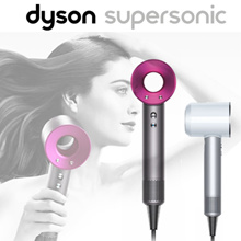 Dyson Supersonic Hair Dryer / 3 speed settings / 4 heat settings / 1600W /