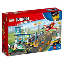 LEGO 10764 Juniors: City Central Airport