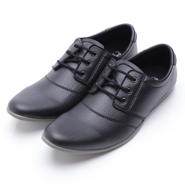 Dr.Kevin/Casual/Shoes/13228/Hitam Deals for only Rp329.900 instead of Rp329.900