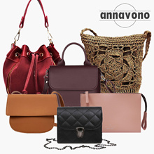 [annavono] Trendy Hand Bags for Women 8style