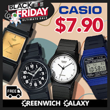 *CASIO AUTHENTIC* BACK TO BASIC WATCH SERIES!