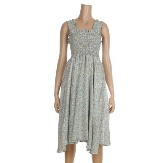 レコブ女性衣類プルレンティ、袖なしのワンピースLU3178OP622X 面ワンピース/ 韓国ファッション