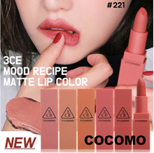 ★FREE* $12.90 TONY MOLY SOAP★3CE★ MOOD RECIPE MATTE LINE! LIPSTICK / EYE PALETTE / BLUSHER★SG SELLER