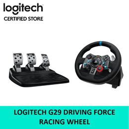 Logitech G29 Driving Force Racing Wheel 2 Years Local Warranty 941-000139