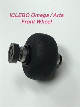 iCLEBO Arte/Omega/O5 Intelligent Cleaning Robot - Front Wheel