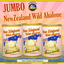 [USE COUPON HERE] LIVE VIDEO N IMAGE!!【JUMBO ABALONE】♛New Zealand Wild Catch!  ♛ 2H 150g BEST! (NZ1)