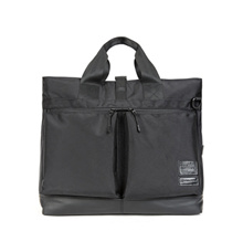 [M0NSTER REPUBLIC] RELEASE HELMET BAG / BLACK