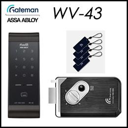 Gateman WV-43 Digital Door Lock LED Touch Key Pad