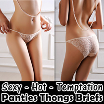 ♥Singapore Store♥Seamless thongs♥Sexy Thongs♥G-Strings♥Panties♥Open Crotch Butt Briefs♥