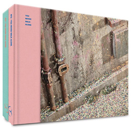 Music BTS-[WINGS:YOU NEVER WALK ALONE]Album 2 Ver SET + POSTER+Book+2p Card