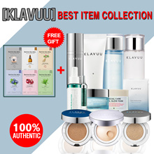 Free Masksheet GIFT! [Klavuu] Pearl Serum LISTED! / Actress Backstage Cream / Cushion / Glow Mask