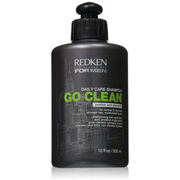 6 Pack - For Men Go Clean Daily Shampoo, 10 oz