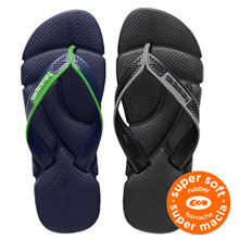 [HAVAIANAS] MEN POWER SANDALS★100% ORIGINAL★NEW ARRIVALS★SUPER SOFT★COMFORTABLE★FOR HIM