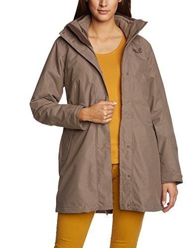 Jack wolfskin mantel ottawa coat