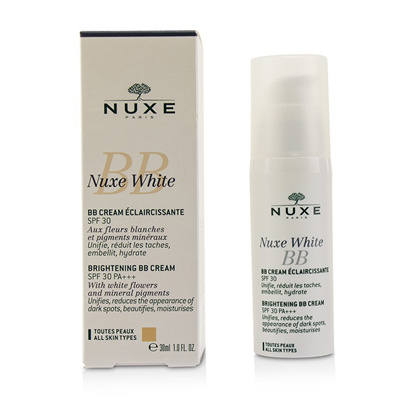 Nuxe White Brightening Moisturizing Lotion 200ml/6.7oz iS Clinical Active Serum 0.5 fl oz / 15 ml