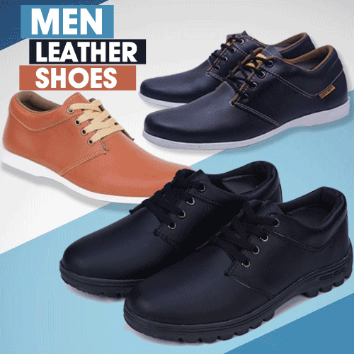 FREE SHIPPING!SEPATU PRIA!leather shoes formal sepatu kulit! TERMURAH! Deals for only Rp80.000 instead of Rp80.000