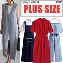 【Aug 8th update】2018 NEW FASHION PLUS SIZE APPARELS DRESS/ BLOUSE/SKIRT/PANTS
