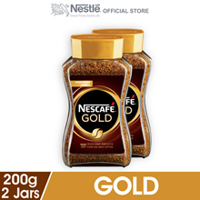 NESCAFE GOLD 200g  2 Jar