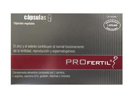 PROFERTIL 60 capsules (Multivitamin and Mineral supplement)