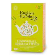 English Tea Shop - Lemongrass? Ginger & amp  Citrus (30g) - UK