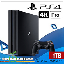 New PS4 1 TB Pro Console. Most Responsive Gaming Experiences / Next level gaming 4K Quality Res.