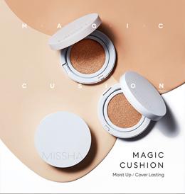 MISSHA M Magic Cushions Korean Beauty Womens Cosmetics