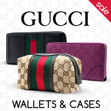 Gucci Wallets and Cosmetic Cases (Available In 25 Options)