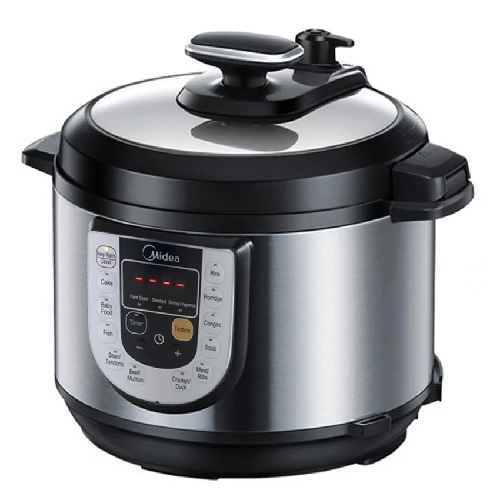 [BUY AT RM 211 With RM 40 DISCOUNT COUPON!!] - Midea Pressure Cooker MY-12LS605A // FREE SHIPPING // READY STOCKS Deals for only RM259 instead of RM259
