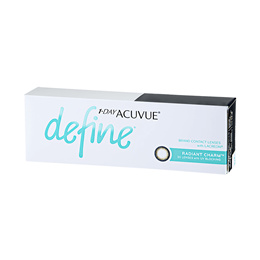 Johnson and Johnson 1-Day Acuvue Define Radiant Charm (30pcs/box) PWR 0.00 ~ -8.00