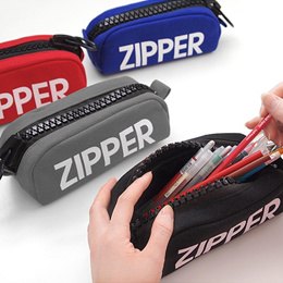 [KR Traders] New Cosmetic Makeup Bag Case Pouch Wallet Travel Organizer _ King Zipper Multi Pouch v.2