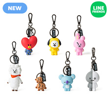 [LINE FRIENDS]BT21 FIGURE KEY RING