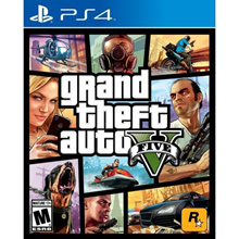 【Game Hypermart】PS4 GRAND THEFT AUTO V GTA 5 GAME