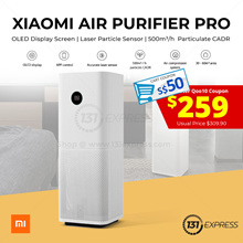 [Ready Stock] Xiaomi Air Purifier 2 | 2S | PRO
