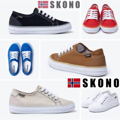 Skono◆ Free Shipping ◆ [SKONO] Norway brands canvas SVL 5213 Serise  sneakers Korean popular brands sneakers / running shoes sports shoes pumps  shoes