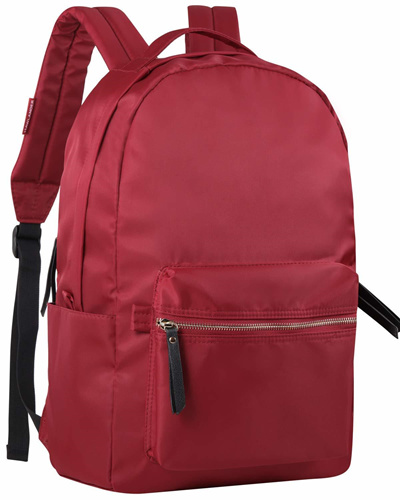2759a946b82f Qoo10 - HawLander Nylon Backpack for Women - Lightweight