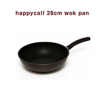 ★ Happycall Diamond Frying Pan  Wok Pan 28cm ★ Registered or EMS (Given gift)