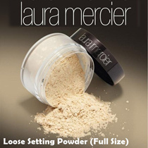 ♥ Laura Mercier Loose Setting Powder 29g/1oz (# Translucent) ♥ BEST POWDER!