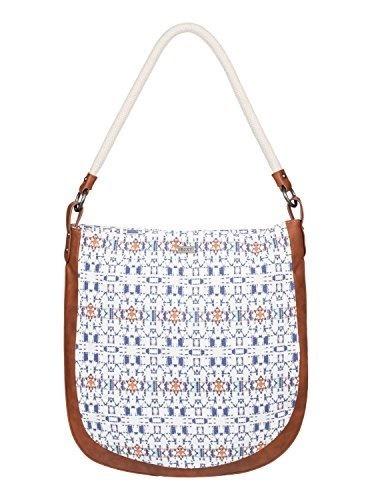 Roxy Awesome Weave Shoulder Handbag Purse   Modern Geo Sand Piper   One Size 074944ca305bd