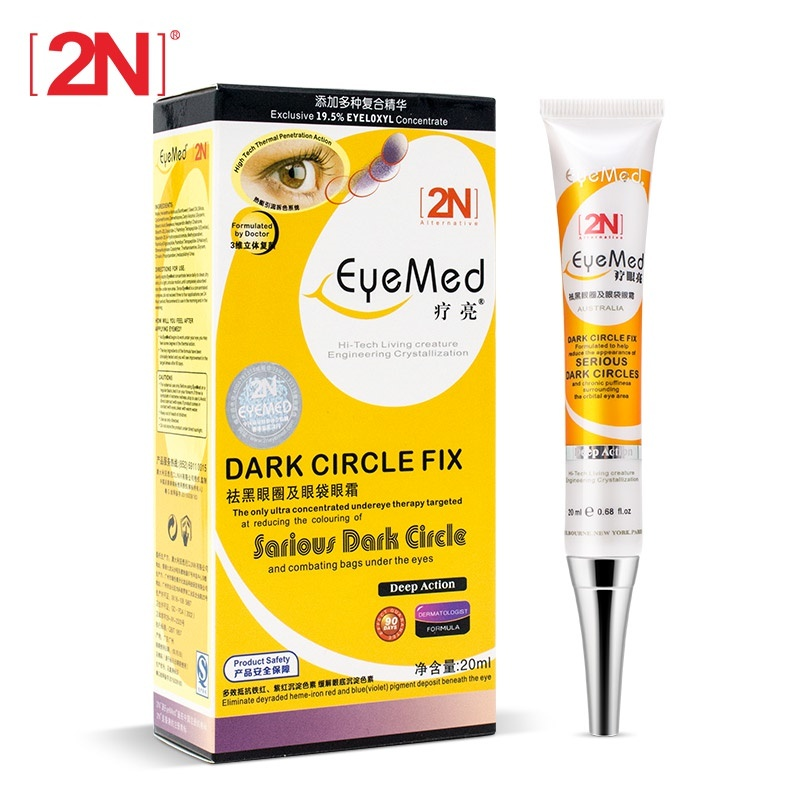 EyeMed 2N Anti Dark Circle Eye Cream Effective Under Eye Dark Circle  Remover Instant Eye Bag Removal