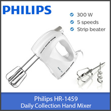 Philips HR1459 / Daily Collection Hand Mixer