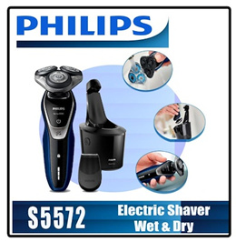 PHILIPS Shaver series 5000 Wet and dry electric shaver S5572